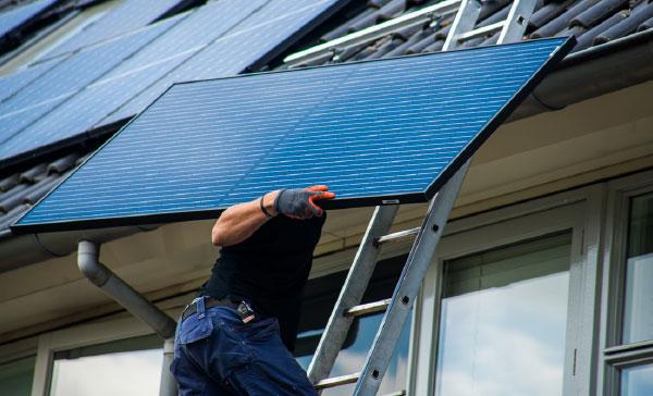 Is uw dak geschikt voor zonnepanelen?